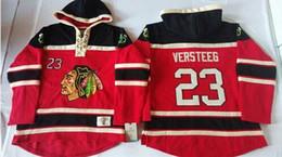 2016 New, Old Time Hockey Hoodies Jersey Chicago Blackhawks 23# Kris Versteeg Sweatshirts Jersey
