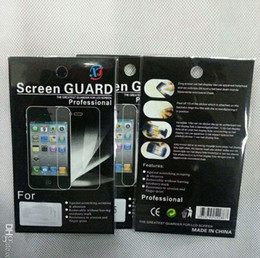 "Clear Screen Protector 2.5"" 2.7'' 2.8'' 3.0'' 3.2'' 3.5'' 4.0'' inch For Digital Camera LCD With Retail Packag"