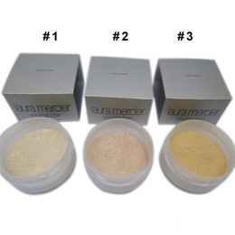 Wholesale 3 clolors laura mercier loose setting powder Translucent Min pore Brighten Concealer Nutritious Firm sun block long lasting g