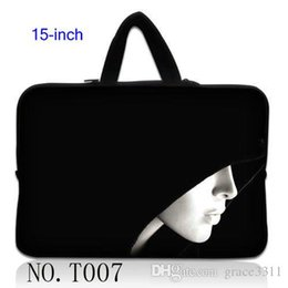 Wholesale Hoody Lady quot quot New Laptop Sleeve Case Bag Cover Hide Handle For HP DELL ASUS Toshiba