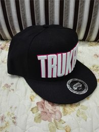 2016 Trukfit Snapbacks Adjustable Hat Wholesale Men and Women Ball Cap Mix Order Color&Style cotton Hip-hop Hat Baseball caps free ship