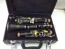 Wholesale ALLNEW instrument SELMER professional playing level key B flat clarinet