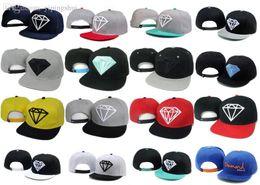 Wholesale touca Diamond Supply Co snapbacks Brand new classic men women s designer baseball caps hat bone aba reta snap back