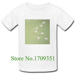 Wholesale T Shirts Good News for People Who Love Bad News Modest Mouse Printed Men Casual Cotton Short T Shirt