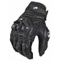 Venta caliente de la motocicleta en venta-Motocicleta fresca vendedora caliente de los guantes de la motocicleta que compite con la bici del paseo del cuero del caballero de los guantes que conduce Bicicleta de BMX ATV MTB que completa un ciclo la motocicleta