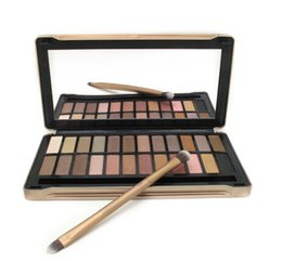 HOT New Brand K4 Eyeshadow Palette Classic Earthtone Eyeshadow Palette 24 Colors Eyeshadow Palette ( 1 Pcs Lot)
