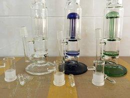 Wholesale Australia UK USA Glass Bongs Cool Bong Glass Bowel mm Two Functions In Stock