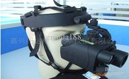 Wholesale monocular Helmet night vision scope High quality Infrared Night Vision Goggles with Head Gear Kit