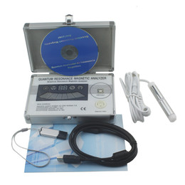 Wholesale 2015 New reports rd generation Quantum Magnetic Resonance health Analyzer Dual Core English Spanish Korea French German software