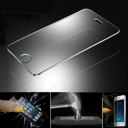 Wholesale Premium Tempered Glass Film Screen Guard Protector Cover Best mm Screen Protection for Apple iPhone6 iPhone6plus iPhone5s with Package
