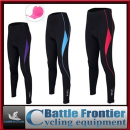 new woman's FLEECE cycling warm bicycle pants tights antibacterial&ventilative bicycle pants outdoor riding bike trousers winter