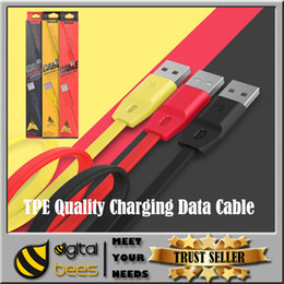 Wholesale High speed charging colorful flat cable micro USB Data fast sync transfer cable for Samsung s6 edge s5 m ft TPE usb wire