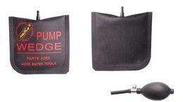 Wholesale Black high quality PUMP WEDGE Airbag Medium Air Wedge Auto Car Lock Pick Opener Locksmith Tools H275