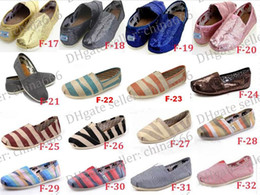 DORP SHIPPING Size 35-45 Wholesale Brand Fashion Women Solid sequins Flats Shoes Sneakers Women and Men Canvas Shoes loafers casual shoes