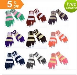 Wholesale Best quality Unisex gloves Capacitive Touch Screen iGloves non slippery for iphone C S for ipad smart phone iGloves gloves Free DHL