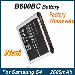 For Samsung Galaxy S4 i9500 i9505 i9295 Mobile Phone B600BC Battery Factory Price Fast Delivery