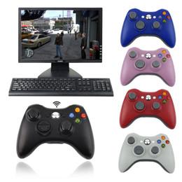 2.4G contrôleur sans fil USB Jeu Jeu Gamepad Joystick Récepteur pour XBOX 360 pour PC Ordinateur pour WINDOWS XP WIN7 WIN8 WIN8.1 à partir de joystick xbox fournisseurs