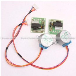 Wholesale Hot Sale ShanghaiMagicBox DC V Stepper Motor ULN2003 Driver Test Module Board BYJ for Arduino
