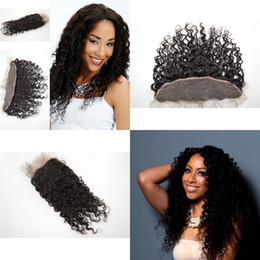 Wholesale KBL hair closure filipino wet and wavy invisible free middle part lace frontal closure x4 ear to ear top frontal deals
