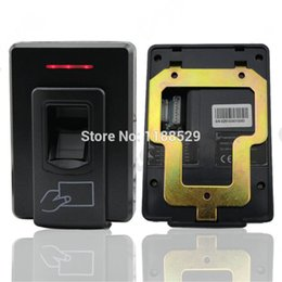 Wholesale 3000 Fingerprint Capacity Office Card Reader Door Lock Bio Metric Finger Print Machine Support U disk and RS485 download data