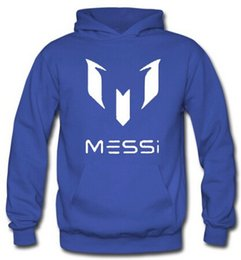 Wholesale Barcelona Barcelona football Messi men Hoodie