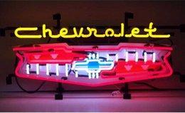 Wholesale Chevrolet Grill Neon Sign Brand New Neon Sign Avize Neon Nikke Air Jorddan Neon Light Sign Tube quot X14 quot