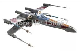 Wholesale REVELL star war ship X aircraft WING star without packaging plastic assembly