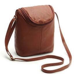 Wholesale-women's messenger bags leather bucket bags shoulder bag crossbody small cute bag for ladies 2015 new designer sling satchels