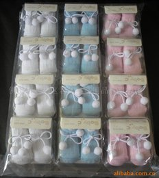 Wholesale Fashion baby socks manufacturers supply direct three dimensional socks baby socks baby socks cute socks boxed socks socks for men and women