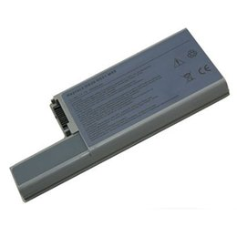 Wholesale 4400MAH Cell Li Ion Laptop Battery Silver New Computer Accessories Replacement Part Battery for DELL Notebook D820