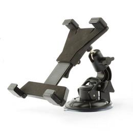 cradle New 7 8 9 10 inch Tablet Holder Universal soporte tablet desktop Windshield Car mount cradle For iPad Stand