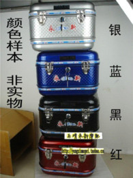 Motorcycle Tail Boxes red box black case blue silver trunk Luxury trunk motorcycle trunk pedal electric bicycle trunk free ship