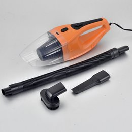 120W tile car vacuum cleaner, Car vacuum cleaner wet and dry dual-use super suction 5meters 12v