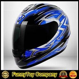 Wholesale-2015 New off road motocross blue jet helmet Full face blue helmet for man SIZE S M L XL XXL