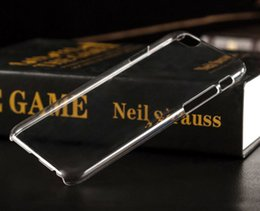 DIY Crystal Hard Plastic Clear Transparent Solid Black White PC Back Cover Case for iPhone 6 4.7 Plus 5.5 Inch 4 4S 5 5S 5C