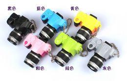 Descuento cámara leica LED clave cadena pendiente accesorios de la cámara Leica sonido resplandeciente regalo de Año Nuevo al por mayor de elección