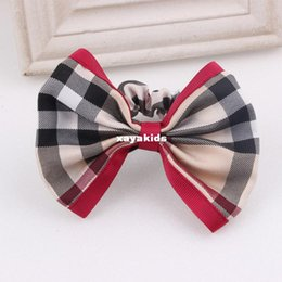 Wholesale Xayakids Hairpin A big bow hair fashion on behalf of Europe and the United States to the new fashion headdress Masson rubber accessories Bab