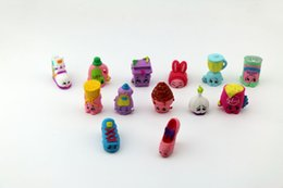 Wholesale Newest Mixed cm Trash Pack figures toys Garbage Monster Eco Friendly Rubber Plastic Educational doll toys