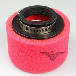 Wholesale Best Sale mm Red Racing Foam Air Filter Clear for Honda Yamaha Suzuki Motorcycle