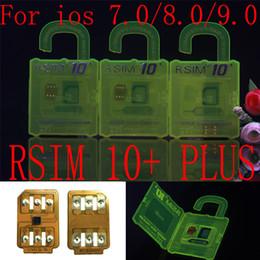 Wholesale R SIM Unlock iphone s CDMA SRPINT AU SB ios9 ios9 G G direct use NO Rpatch NO RSIM R SIM r sim IOS7 X X