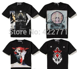Wholesale-New Fashion famous man 3D Printed MEN T shirts t shirts men clothing short sleeve tee shirt