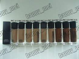 Wholesale Factory Direct Pieces New Makeup Face NC Colors Series Matchmaster Foundation Liquid SPF15 ml