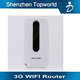 Wholesale 2016 Real Gsm Repeater Wifi Portable g g Mifi Pocket Wireless Router Modem with Sim Card Slot with Battery mah Charger Power Bank kate