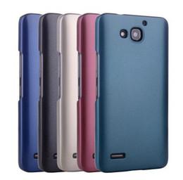 Acheter en ligne Protection téléphone cellulaire-Cas de téléphone portable de haute qualité pour huawei g750 boîtier de téléphone cellulaire coquille de protection en plastique coque de téléphone PC pour huawei g750