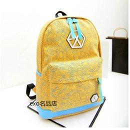 Wholesale new wave of Korean version of the original EXO poisoning album addiction multifunction shoulder bag manufacturers suppl