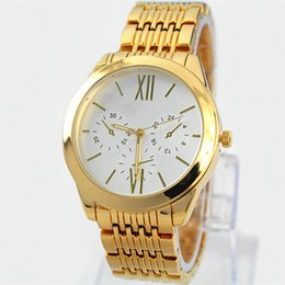 2017 New Model Fashion Women Watch For Lady Wristwatches Stainless Steel Bracelet Table Free Shipping Hot Sale bracelet watch Rose gold