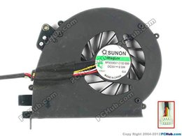 Wholesale New and original CPU fan for Acer Extensa ZG ZR6 laptop cpu cooling fan MF60090V1 C120 S99 order lt no track