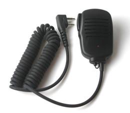 2017 deux radios bidirectionnelles vente Écouteur fonctionnel de radio bidirectionnel de main d'écouteur RDO-JM01 de talkie-walkie de microphone d'orateur d'écouteur de PTT de la vente chaude, Livraison gratuite abordable deux radios bidirectionnelles vente