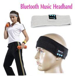 New Hot Wireless Warm Smart Bluetooth Hat Headband Bluetooth Knit Music Cap Hands-free Phone Call Beanies For iphone 5 6s Phone