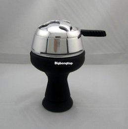 Wholesale 1509 Silicone Hookah Bowl And Hookah Charcoal Holder As Suit For Glass Shisha Hookahs Chicha Good Price
